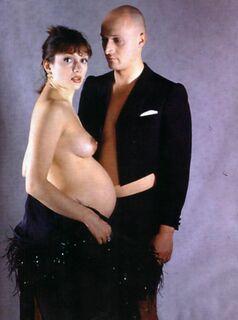 2. Фото голой Марии Порошиной во время беременности