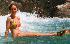 3. Ольга Будина в купальнике