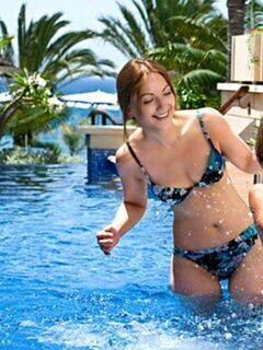 4. Ольга Будина в купальнике