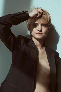 Горячий засвет Анны Бегуновой (грудь)