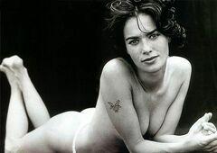 Эротические снимки с обнаженной Линой Хиди