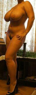 4. Горячие фото с голой Марией Зарринг (грудь, попа, киска)