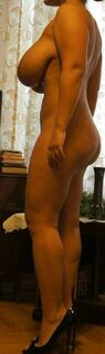 6. Горячие фото с голой Марией Зарринг (грудь, попа, киска)