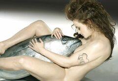 Эротические фото Хелены Бонем Картер