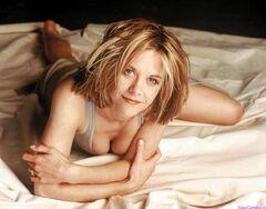 Горячие фото Мег Райан в нижнем белье