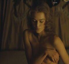 Кира Найтли показала обнаженную грудь в кино