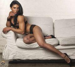Горячие фото Дарьи Наваррской в нижнем белье (попка, грудь)