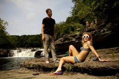 Рэйчел Тейлор в купальнике и нижнем белье