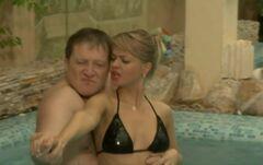 Мария Климова в купальнике в кино