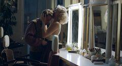 Эротические кадры Анны Котовой из сериала «Оттепель»