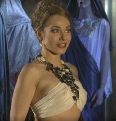Горячие засветы Екатерины Гусевой в спектакле «Римская комедия»