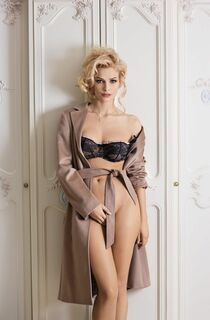3. Интимные снимки Татьяны Котовой из «Плейбой»