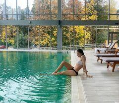 Юлия Хлынина в купальнике